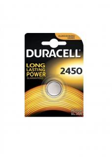 Літійні Duracell CR 2450 / DL 2450