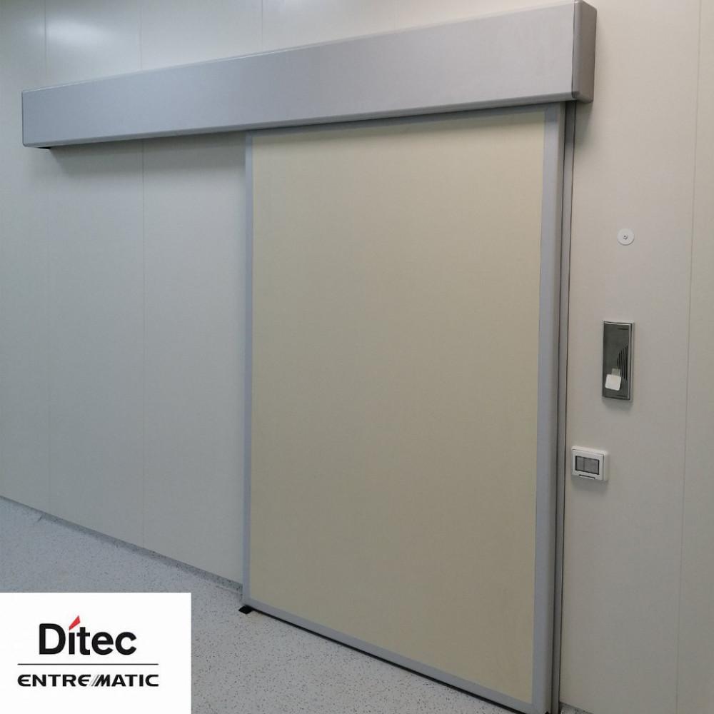 Медичні автоматичні двері Ditec