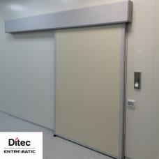 Медицинские автоматические двери Ditec