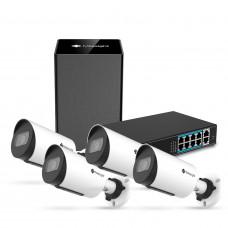 Milesight street video surveillance kit