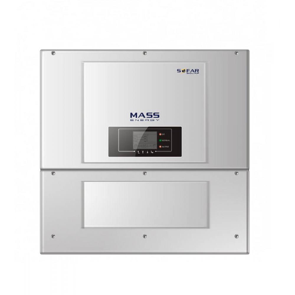 Мережевий трифазний інвертор SOFAR 60000 TL