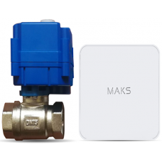 "MAKS Valve 1/2 ""kit water flow sensor and solenoid valve set"