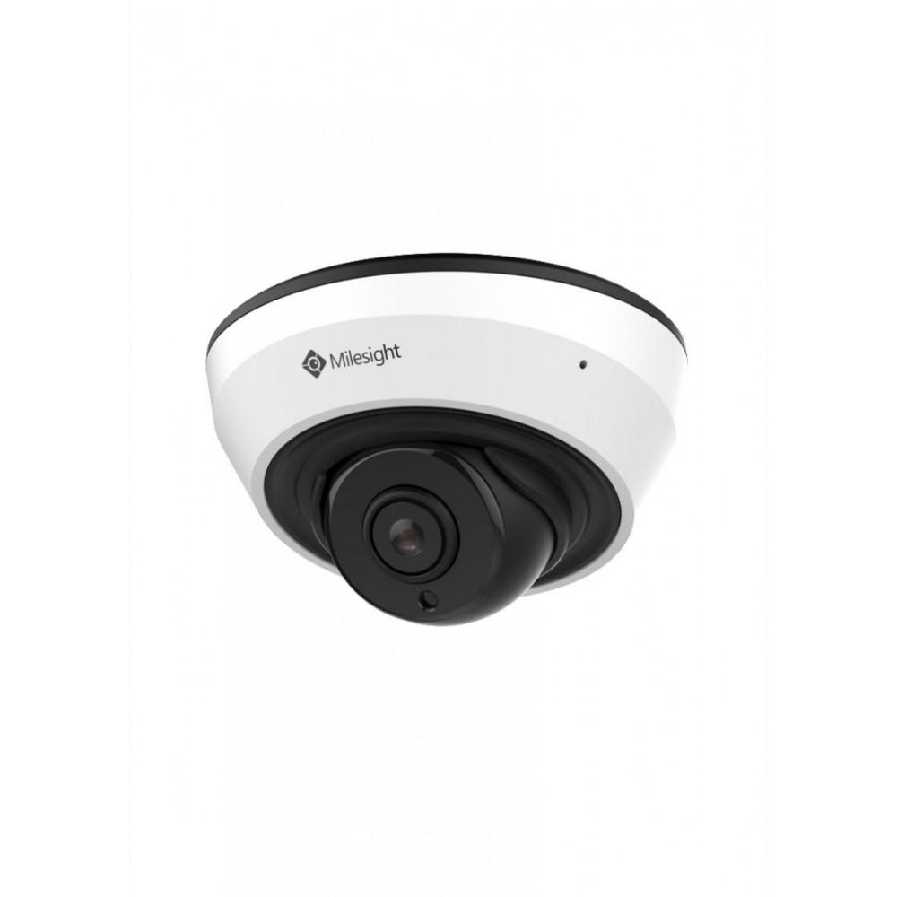 5Мп Купольная IP камера Milesight MS-C5383-PB