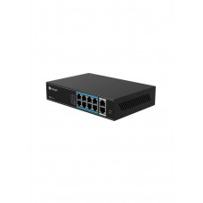 8-ми-портовый РоЕ коммутатор Milesight MS-S0208-EL