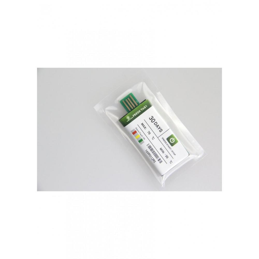 Disposable temperature recorder Fresh Tag 1