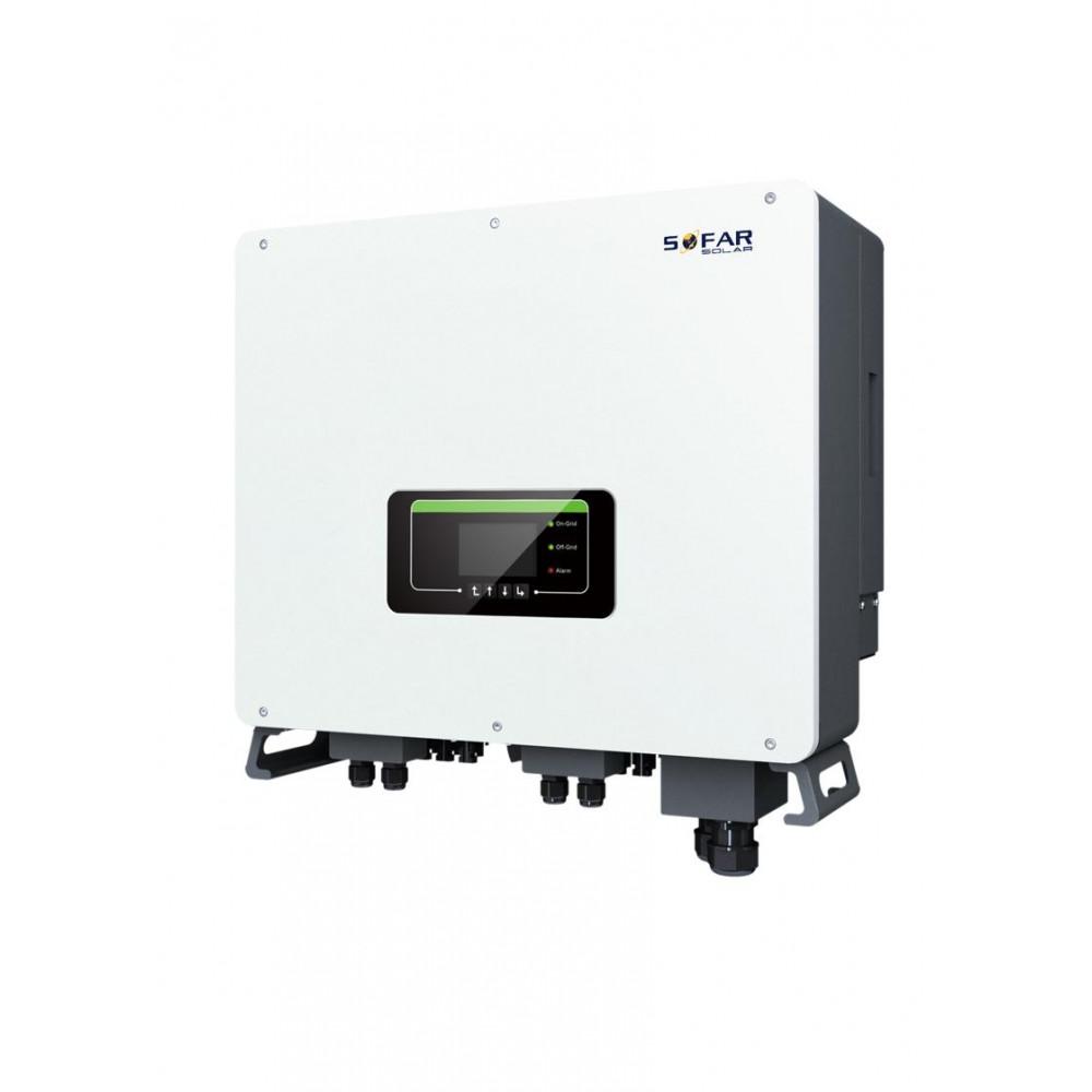 Мережевий сонячний інвертор SOFAR 15000TL-G2 3-фази