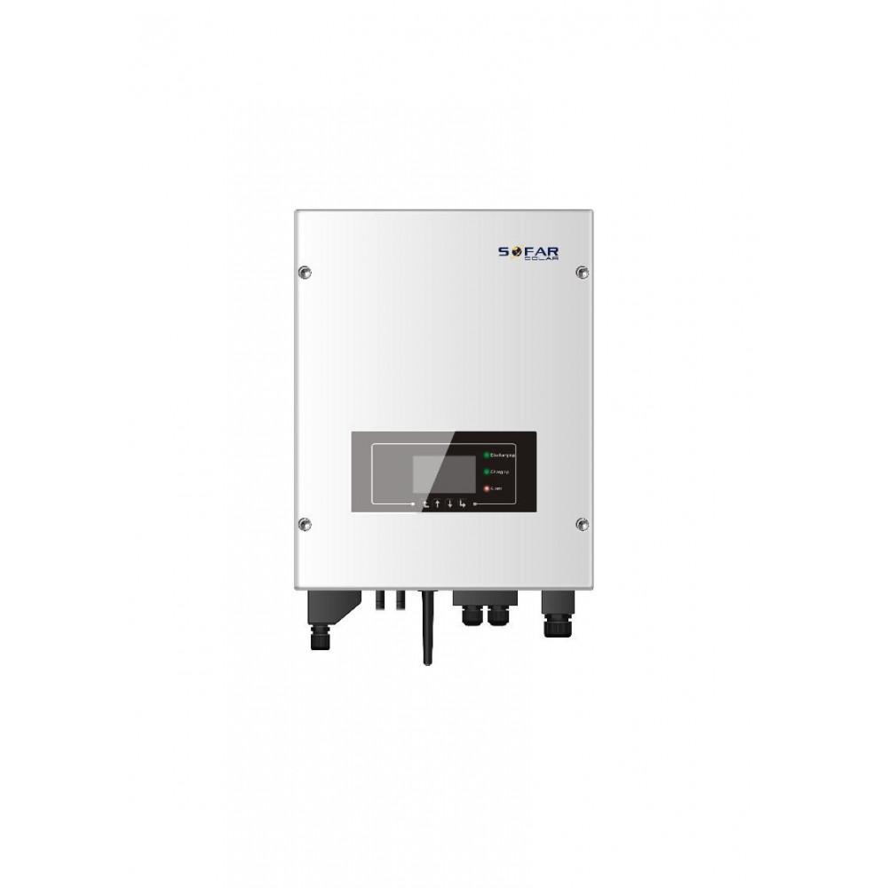 Гібридний сонячний інвертор Sofar HYD 6000-ES