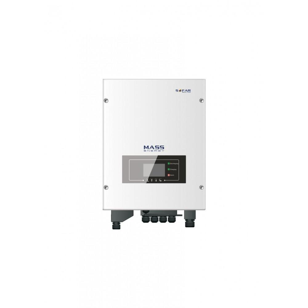 Сонячний інвертор Sofar ME3000SP 3KW AC
