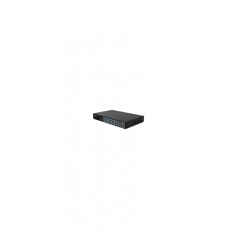 Milesight MS-S0224-GL 24-ports РоЕ switch
