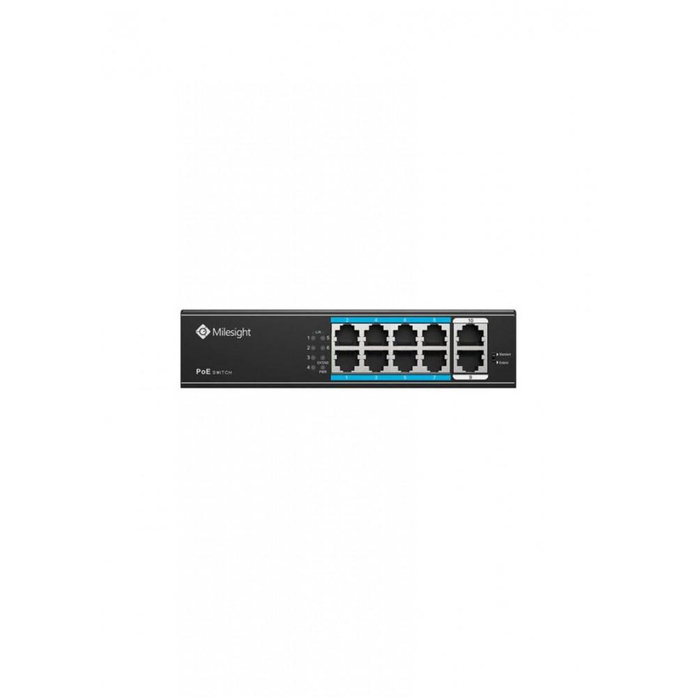 Milesight MS-S0208-GL 8-ports РоЕ switch