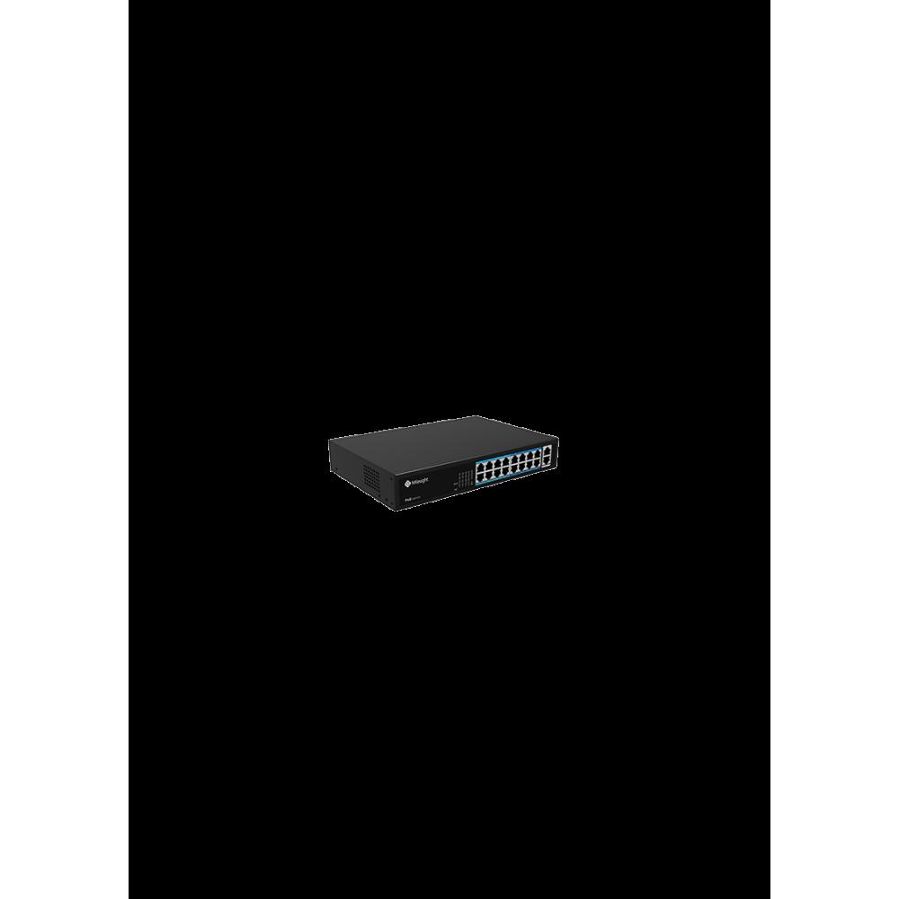 Milesight MS-S0216-GL 16-ports РоЕ switch