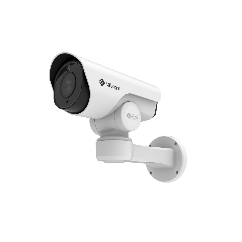 Milesight 5MP H.265+ Mini PTZ Bullet Network Camera [MS-C5361-(H)E(P)B(5MP]